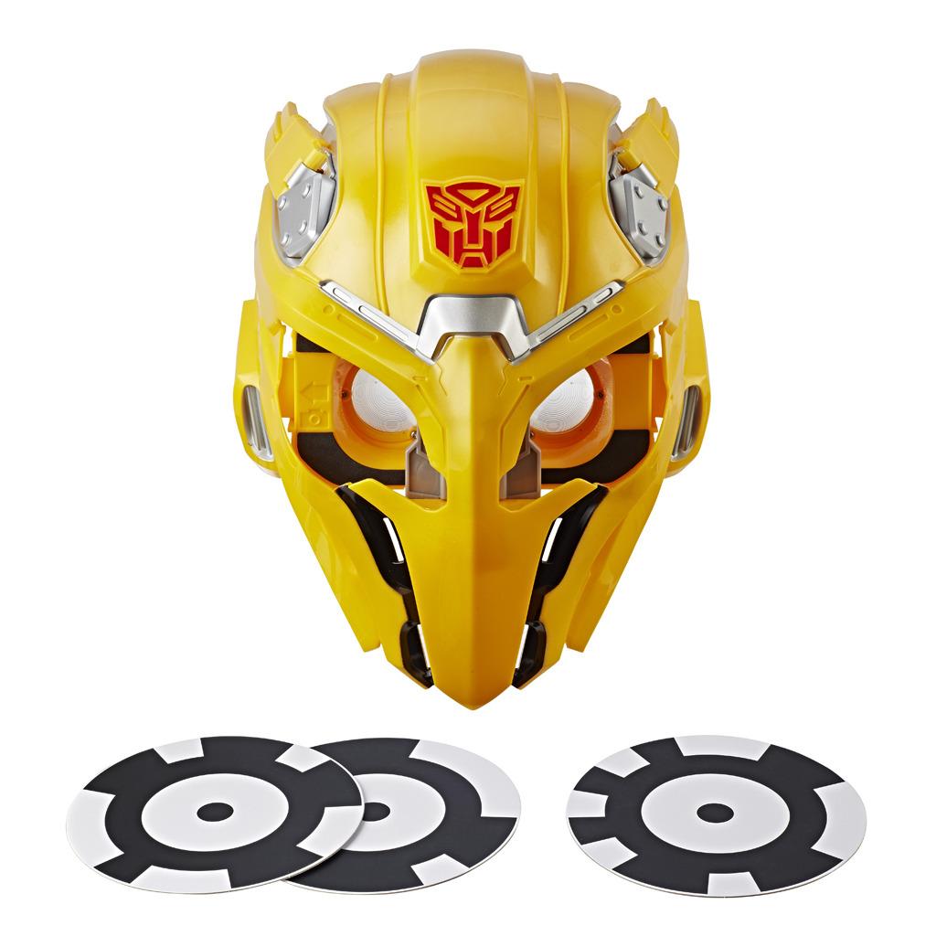 hasbro bee vision transformers bumblebee masker