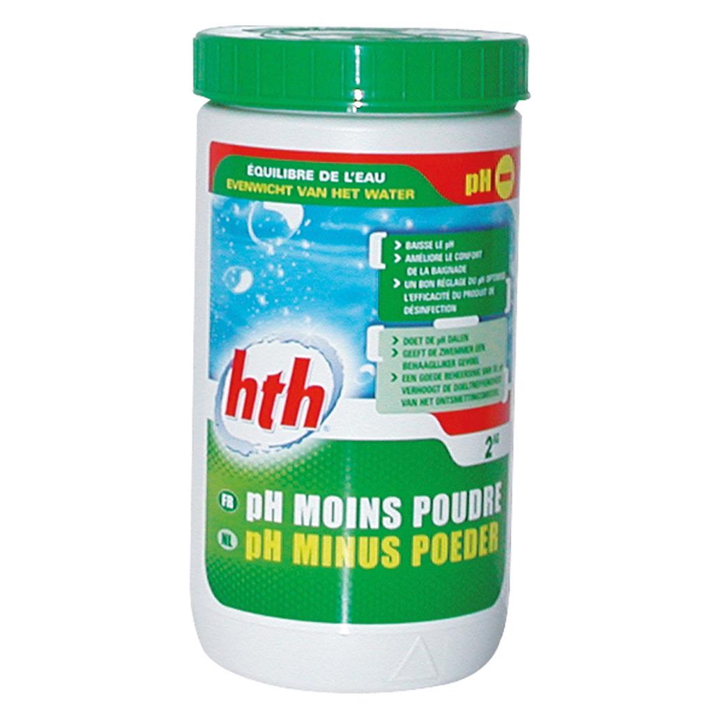 HTH pH Minus voor Zwembad 2 kg