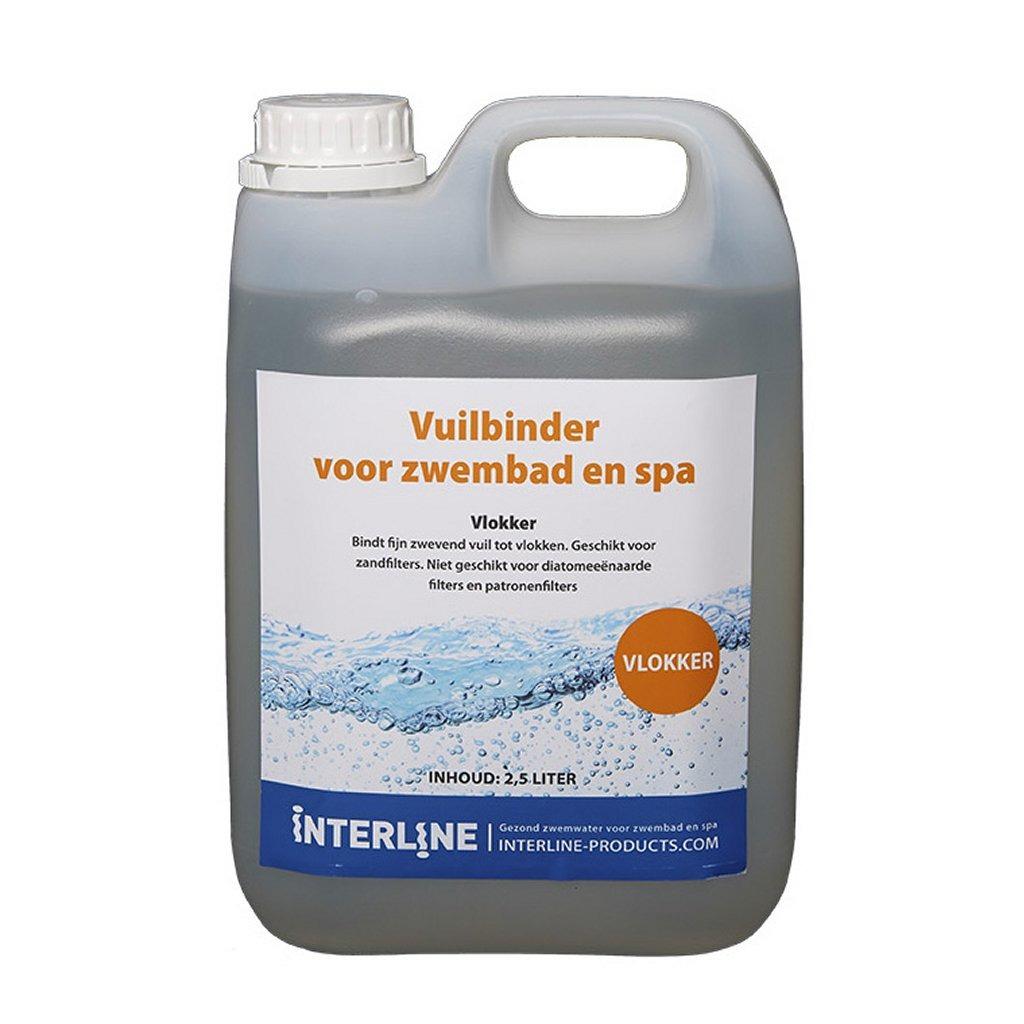 Interline Vlokkingsmiddel 2.5 Liter