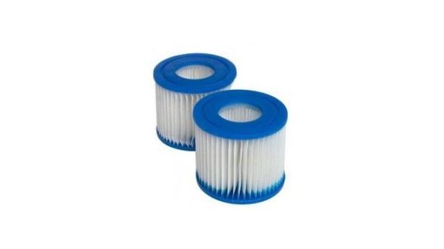 Intex 29008 Filter Cartridge Type H voor Zwembad 2 Stuks