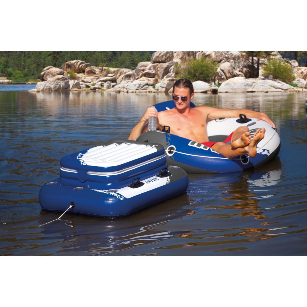 Intex Mega Chill 2 Drijvende Zwembad Drank Koeler