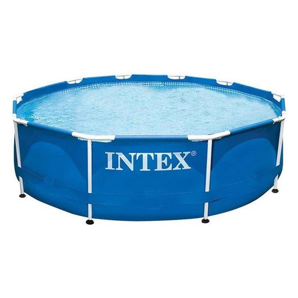 Intex 28200NP Metal Frame Zwembad zonder Filterpomp Ø 305x76 cm