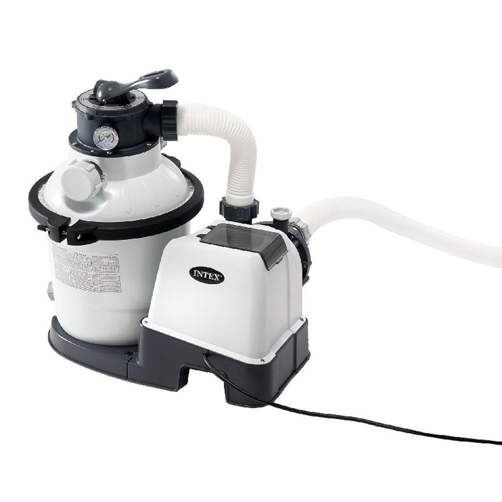 Intex 26644GS Zandfilterpomp 4000L/uur