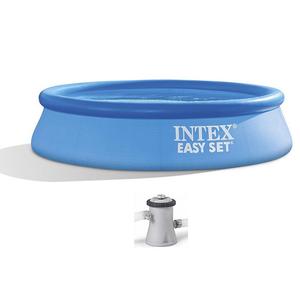 Intex 28108GN Easy Set Zwembad 244x61 cm + Filterpomp