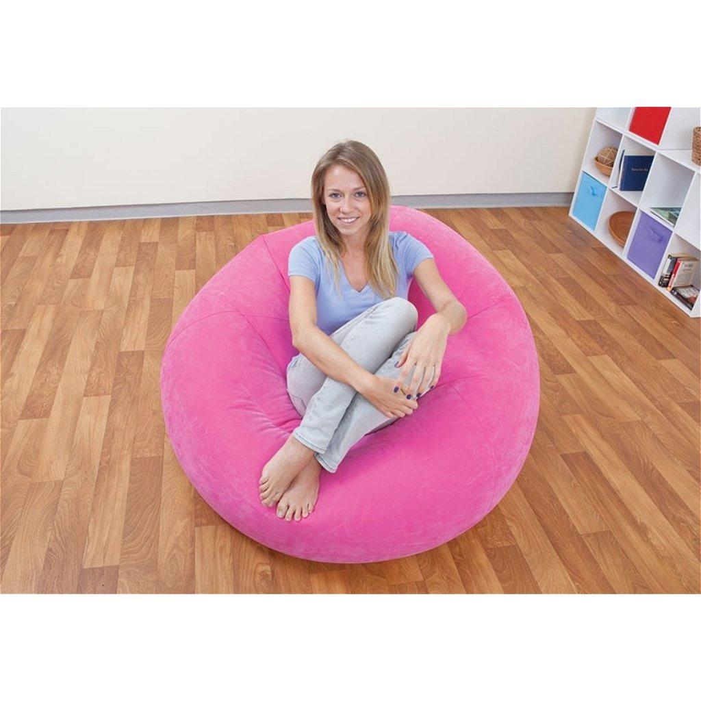 Intex 68569NP Beanless Bag Chair 1.07x1.04x69 cm Assort