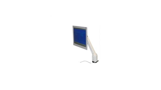 fc8888p lcd monitor arm wit bureaumontage