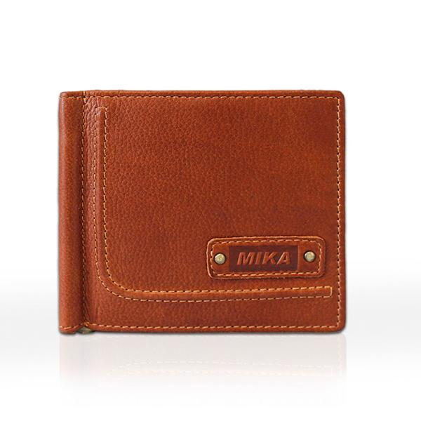 juscha ju-14111402 portefeuille mika cognac leer