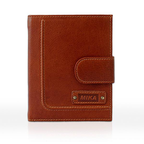 juscha ju-14113002 portefeuille mika cognac leer