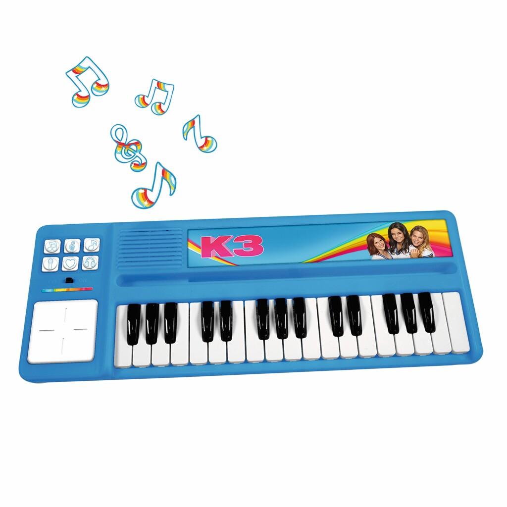 k3 keyboard met drumpad