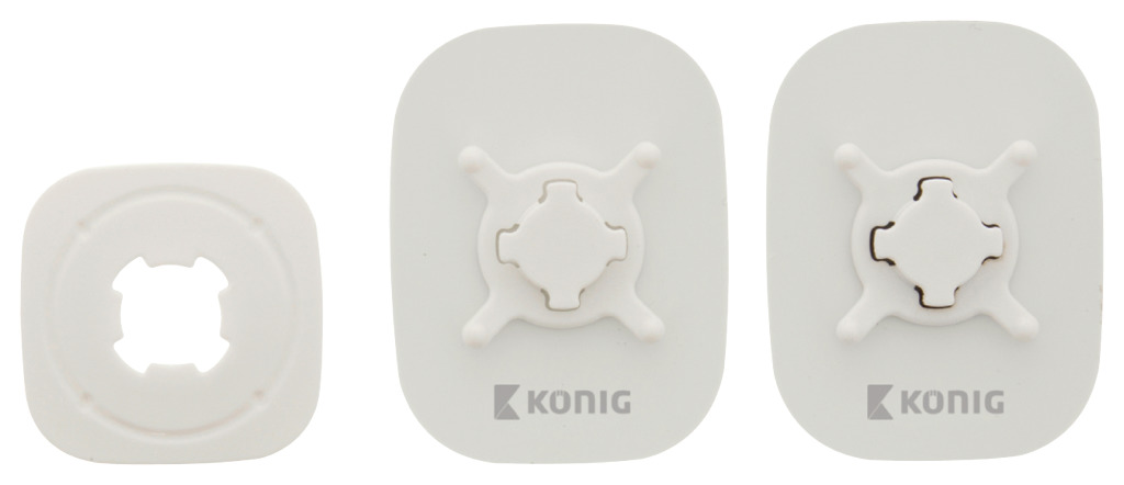König KN-SCH10 Smartphone Autohouder 360 ° Vast