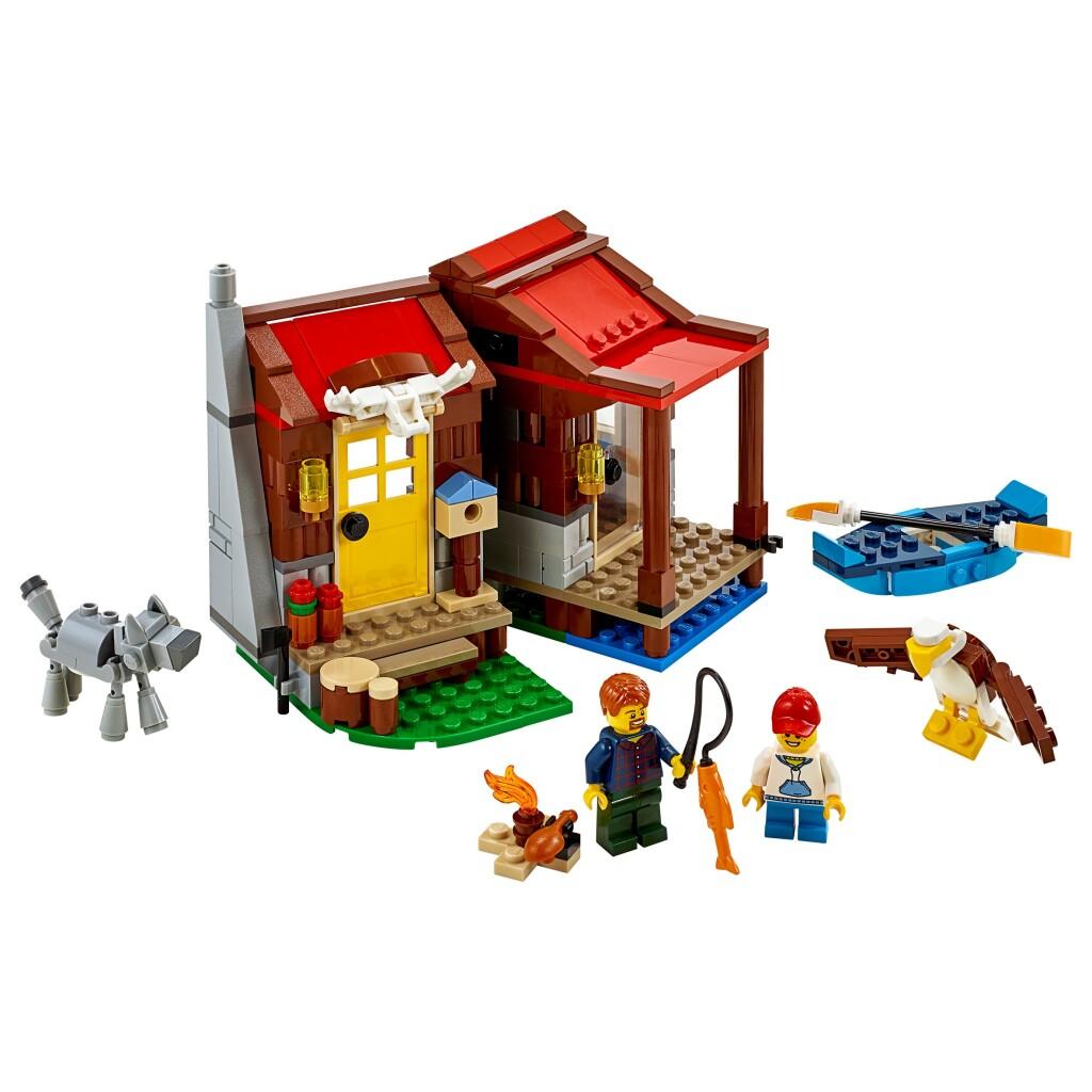 Lego Creator 31098 3in1 Outback Cabin