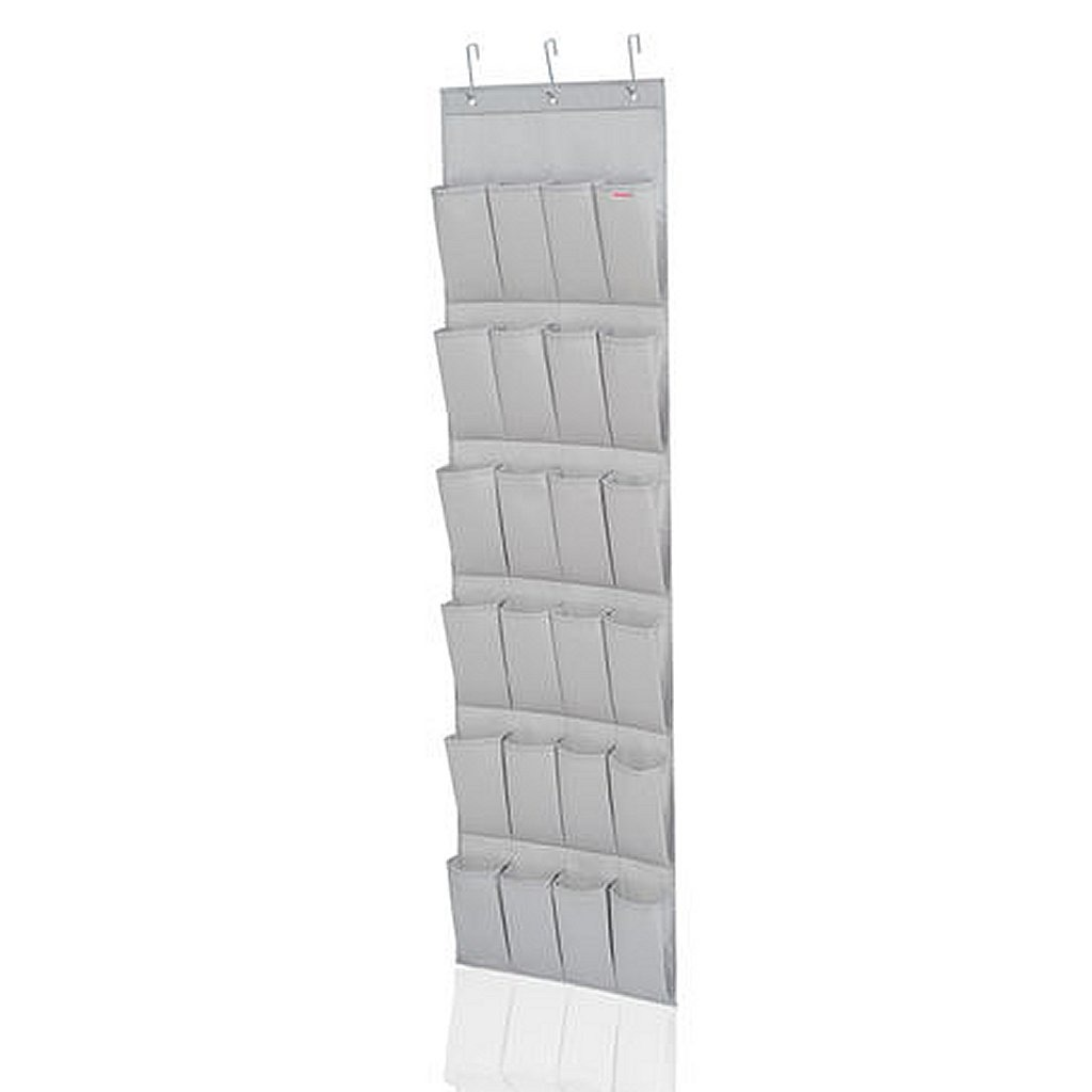 Leifheit 80016 Deurorganizer 45.7x5x163.8 cm Grijs