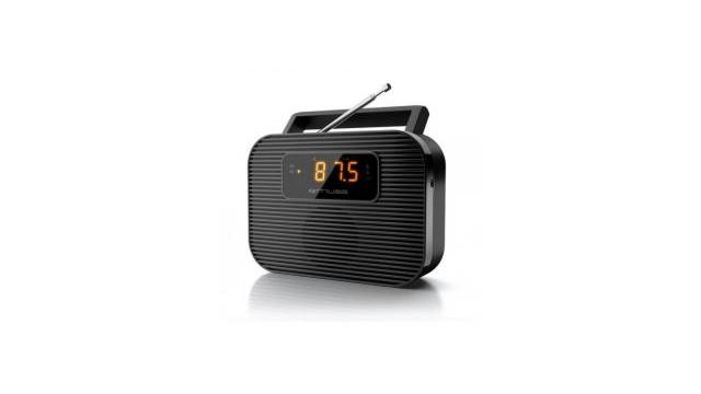 Muse M-080R Wekkerradio