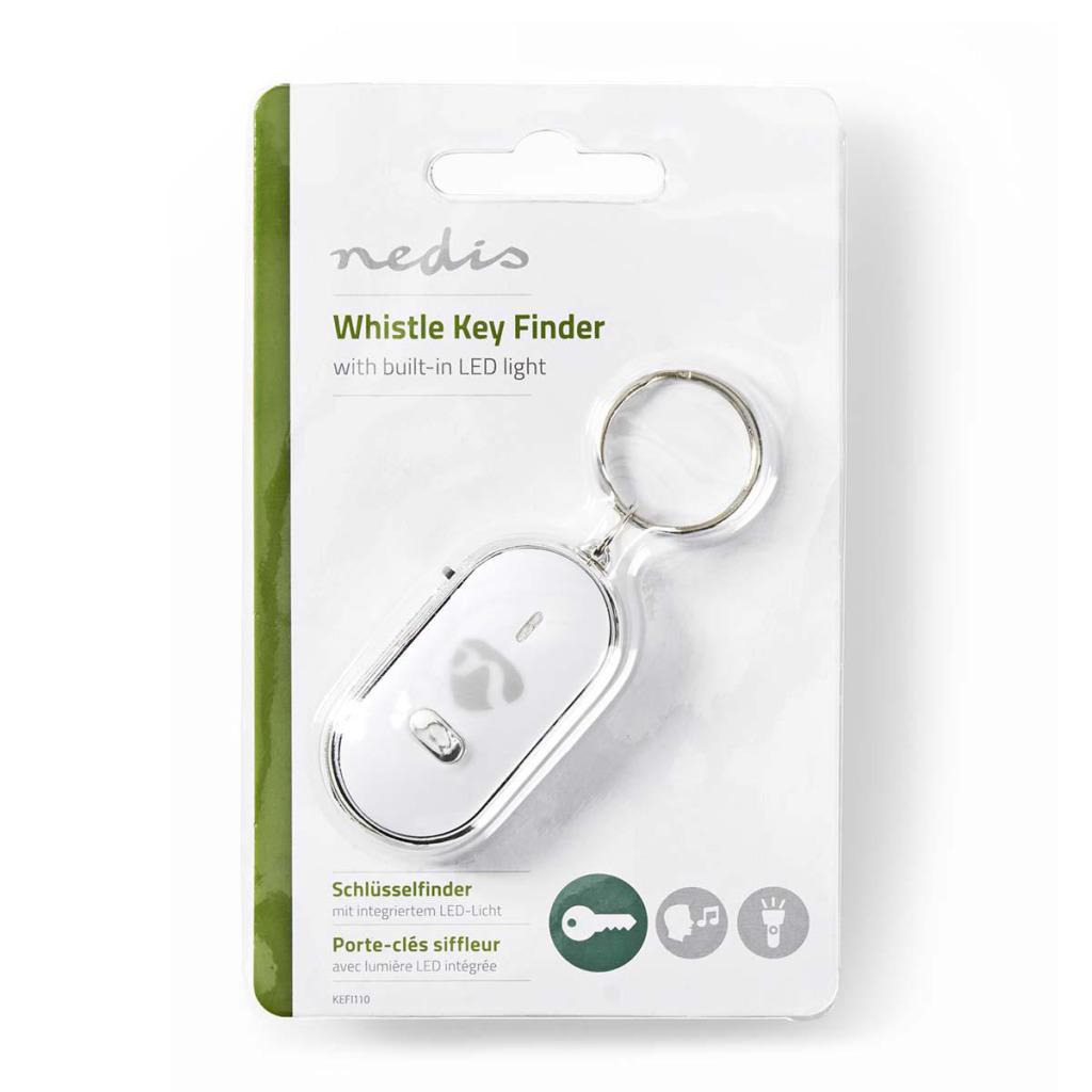 Nedis KEFI110 Fluit Sleutelzoeker + Led-verlichting