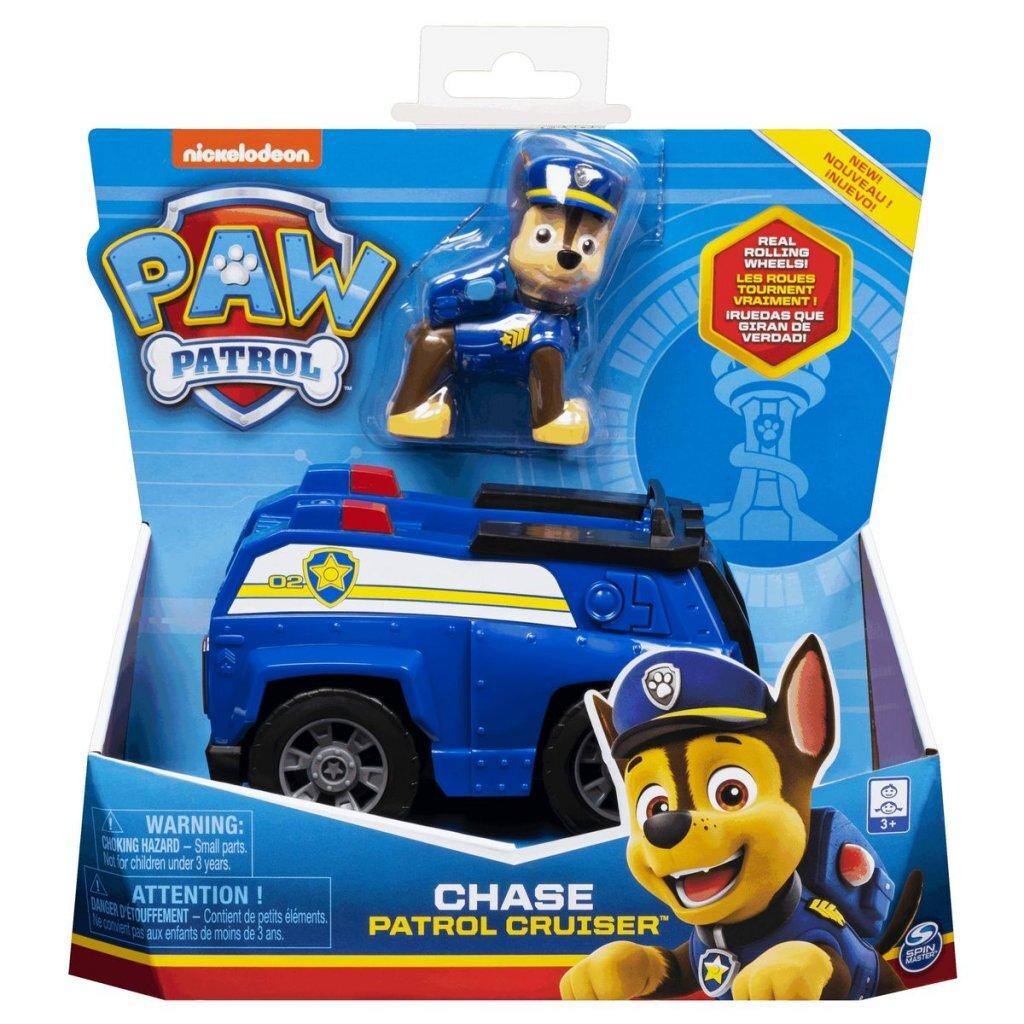 Paw Patrol Chase met Voertuig