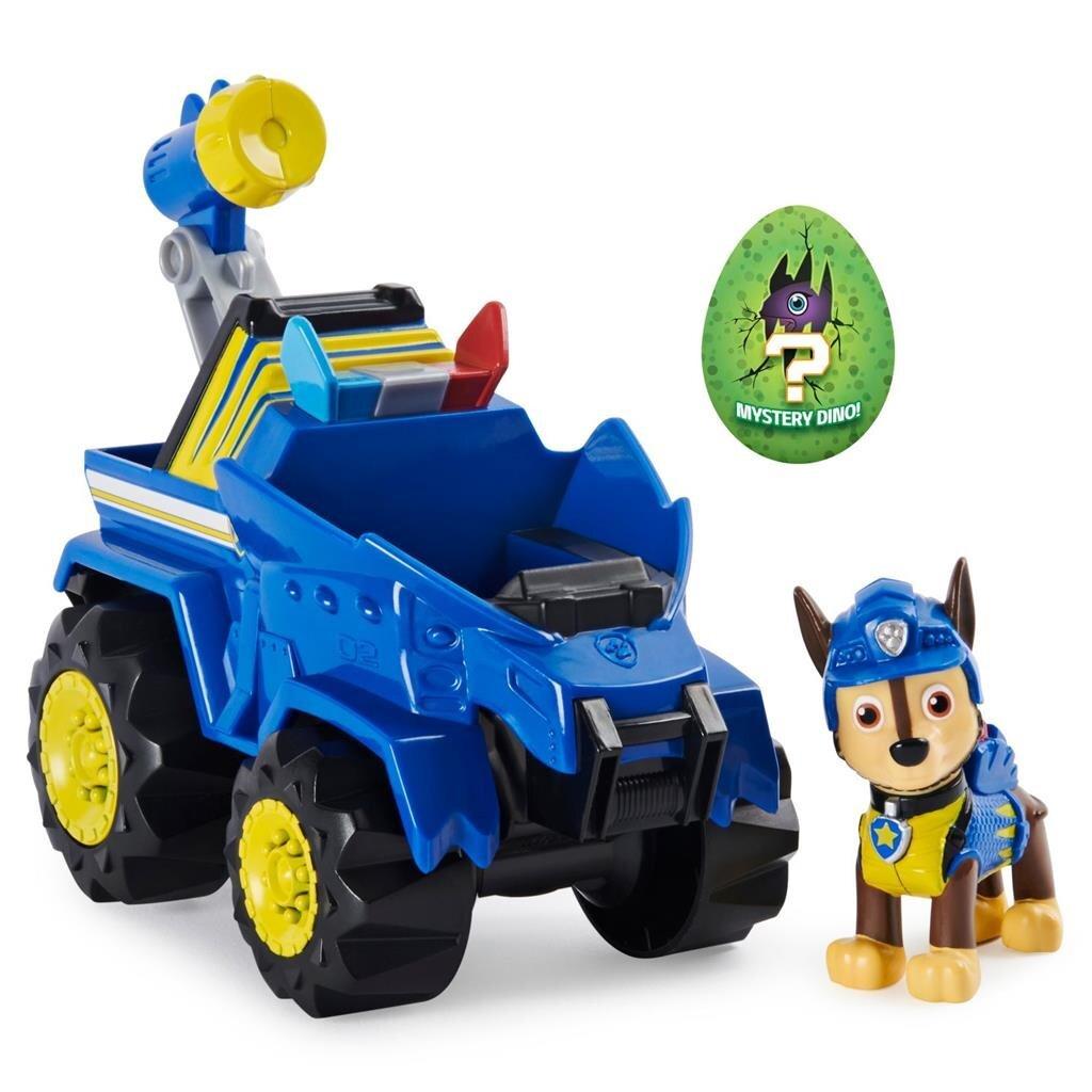 Paw Patrol Dino Rescue Chase en Voertuig