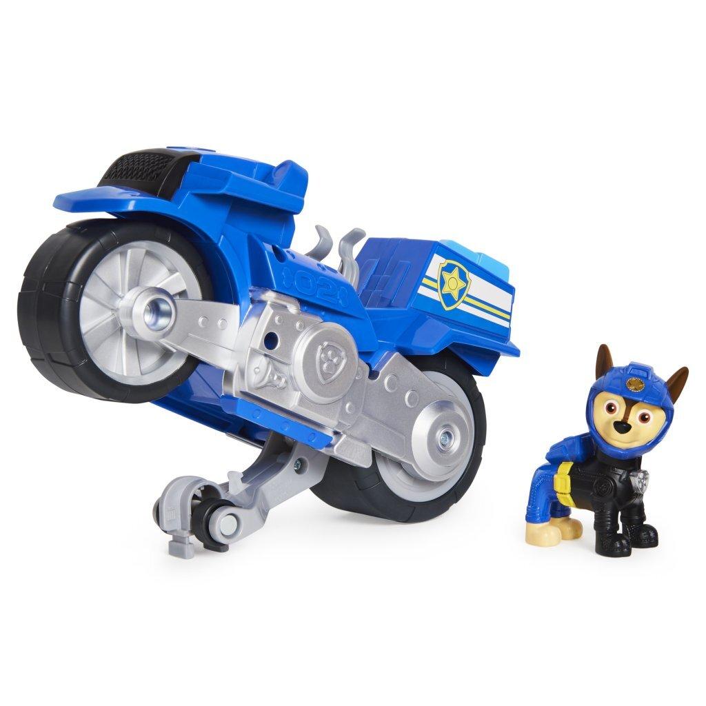 Paw Patrol Chase + Motor