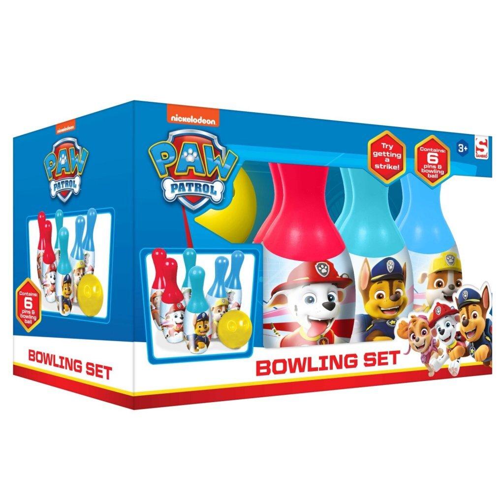 Paw Patrol Bowling 7-delig