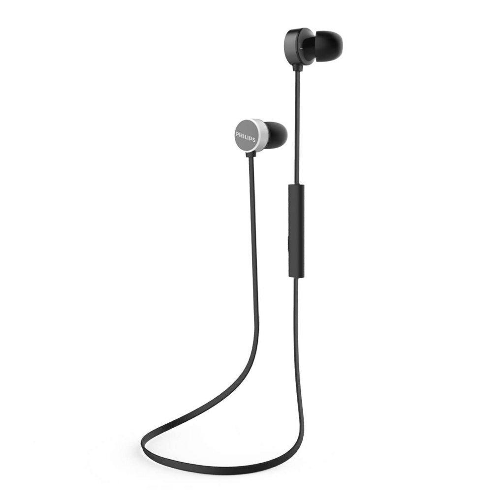 Philips TAUN102BK/00 Bluetooth In-Ear Oordopjes Zwart