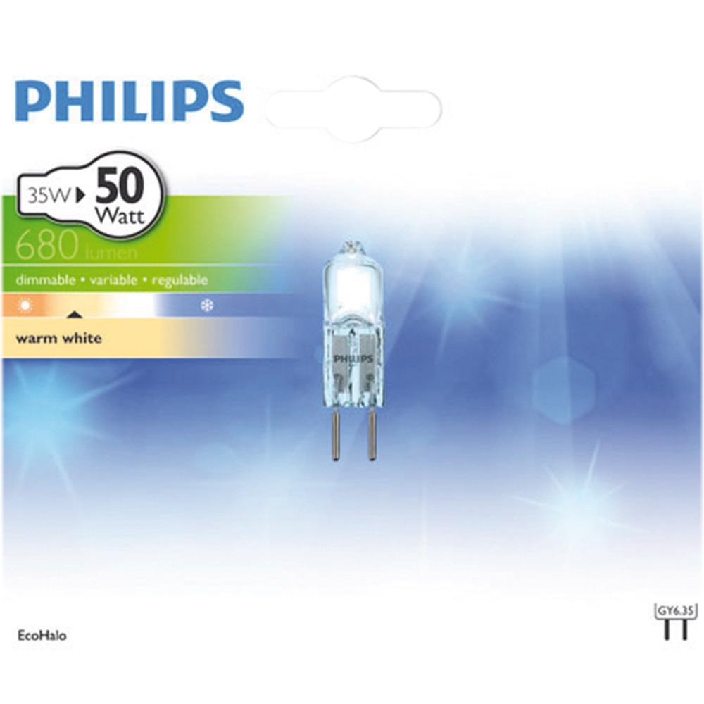 Philips 2010073535 8727900252989 Halo Eco Caps 35w-gy6.35