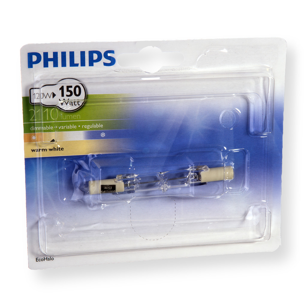 Philips 2010073012 Halo Eco R7s 120w-78mm