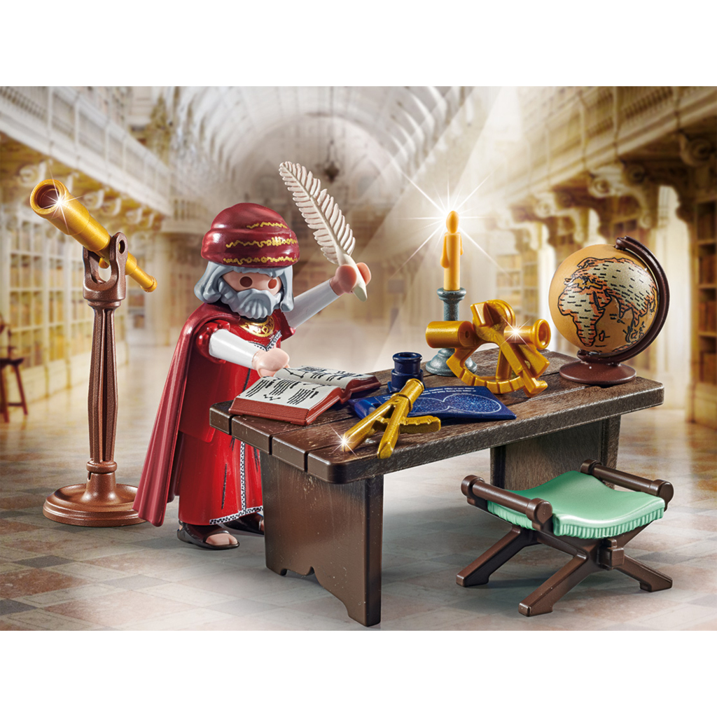 Playmobil 70604 History Sterrenkijker