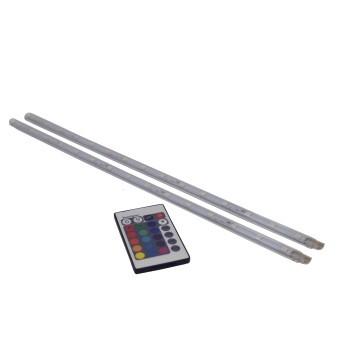 Profile Prolight LED Strip 2 X 40 Cm Met Afstandsbediening IP20