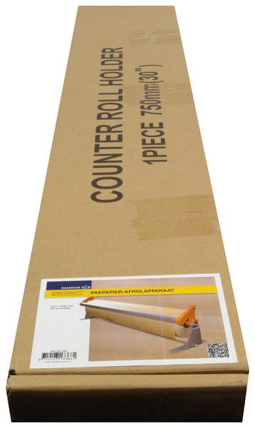 Raadhuis RD-351199 Afrolapparaat Voor Pakpapier 750mm Breed