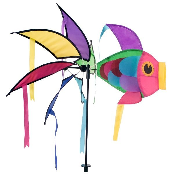 Rhombus Windgame Fish