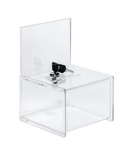 Sigel SI-VA151 Aktiebak Transparant Incl Slot 15x22x15mm Cm + Insteek Voor A6