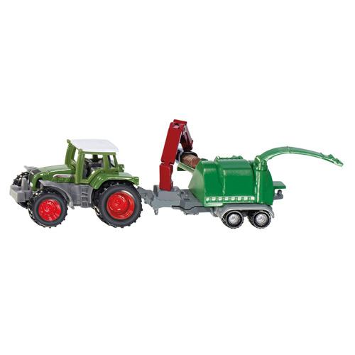 Siku 1675 Tractor Versnipperaar