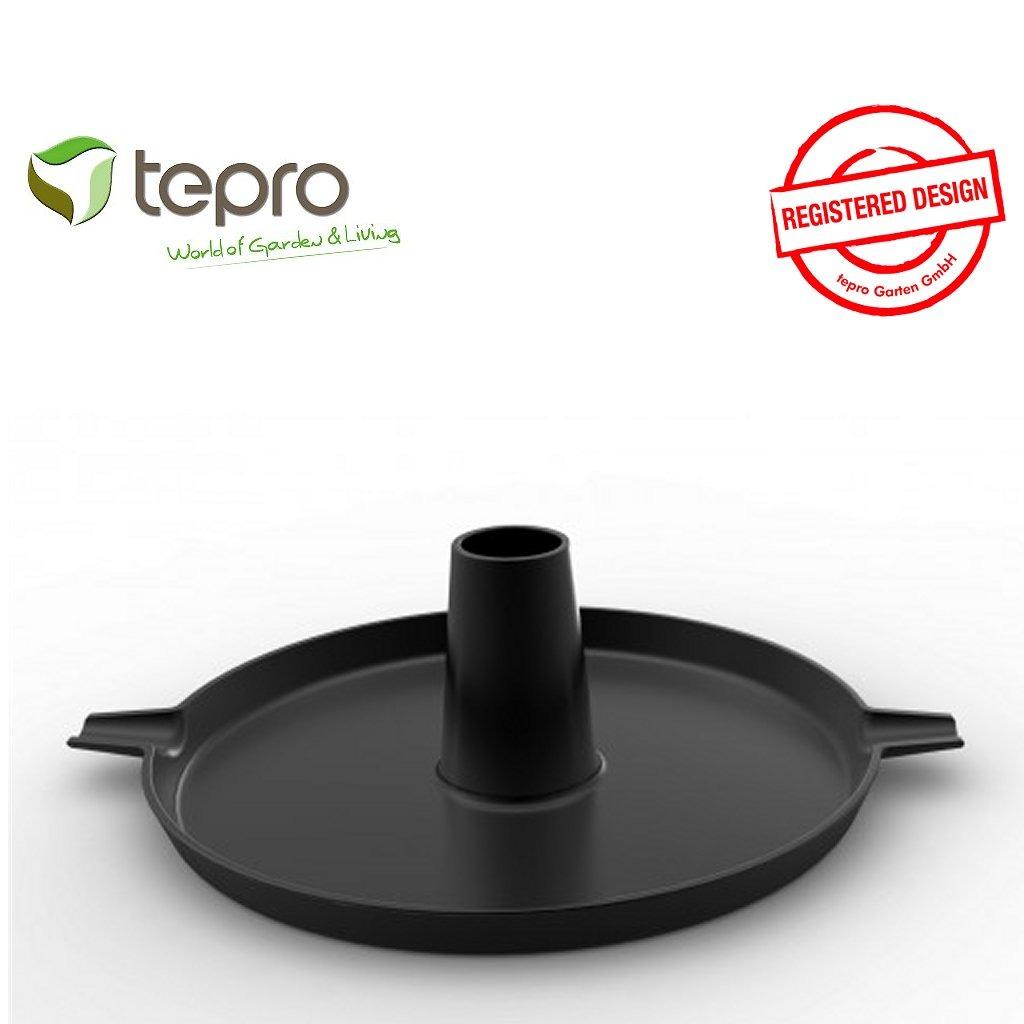 Tepro 8238 Gietijzeren Inzet Kiphouder Ø 32 cm voor 8568 Hoofdgrillrooster