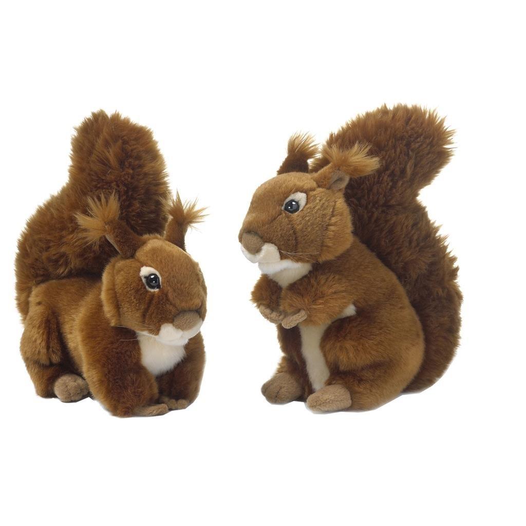 WWF Eekhoorn Knuffel 23 cm Assorti