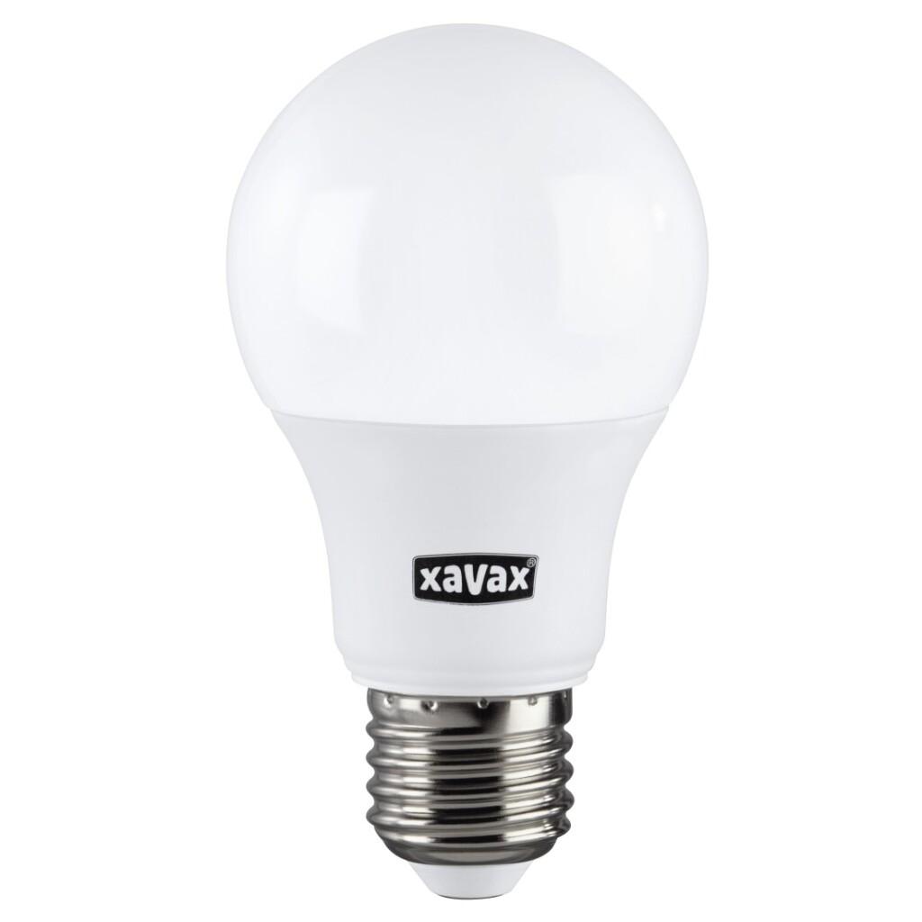 Xavax Ledlamp E27 806lm Vervangt 60W Gloeilamp Daglicht