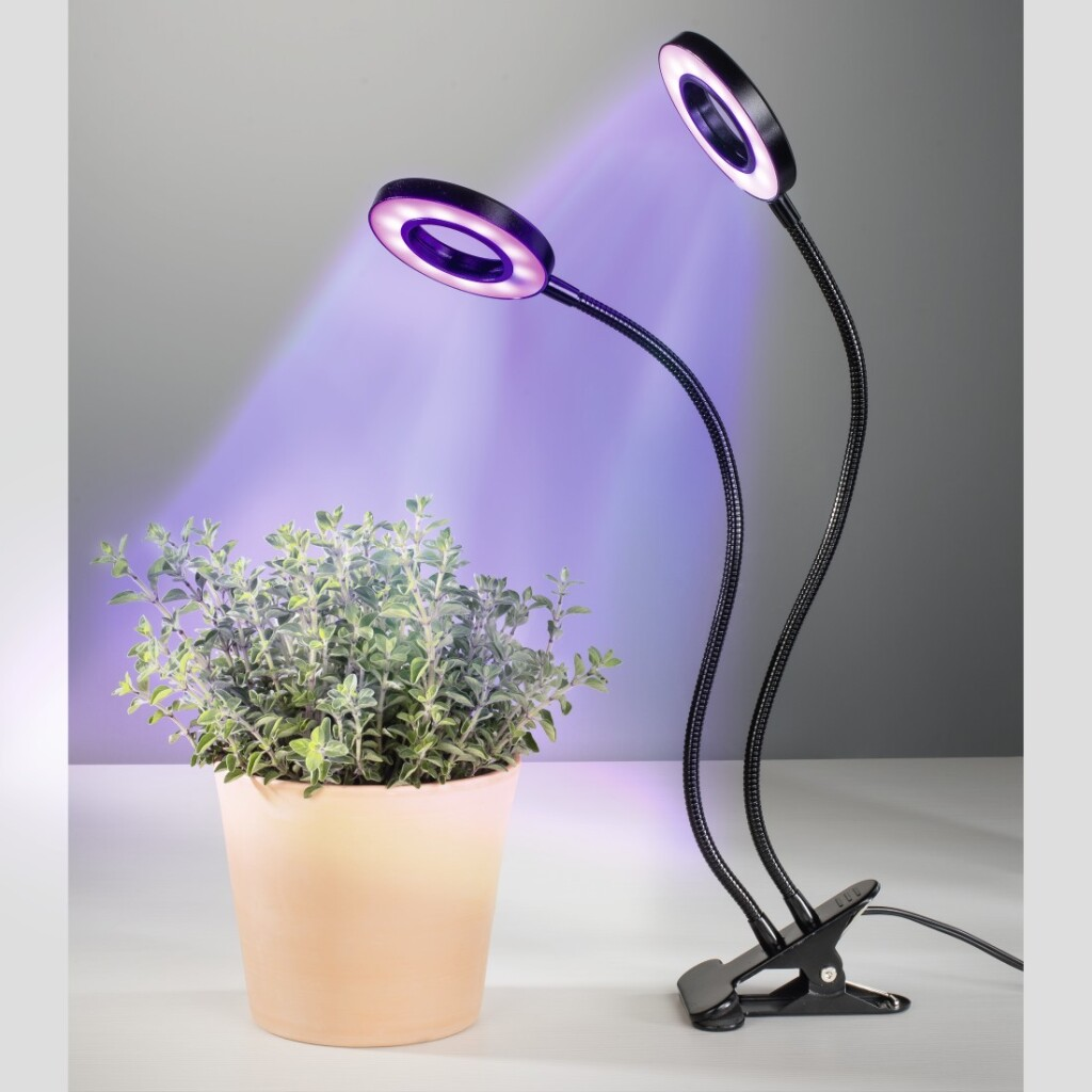 Xavax LED Plantenlamp Circle