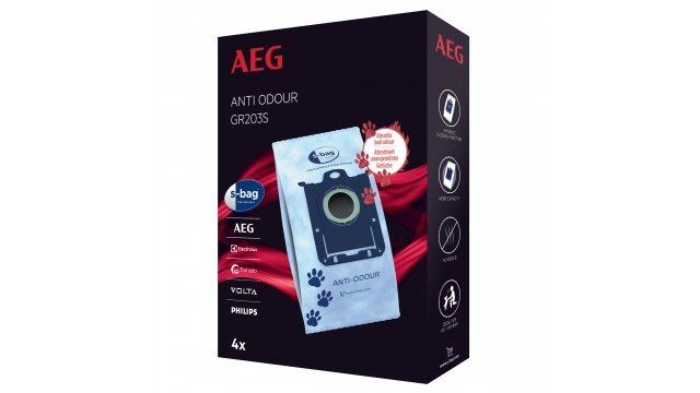 AEG S-bag Anti Odour Gr.203s