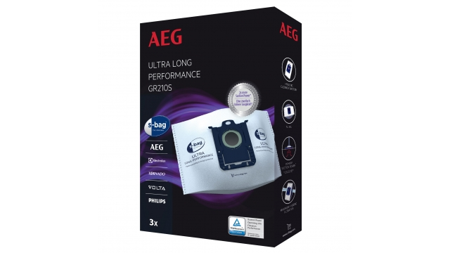 AEG S-bag Ult.long Per.gr.210s