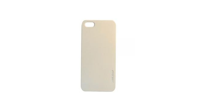 Aegis Hard Case Wit Rubber voor Apple iPhone 5