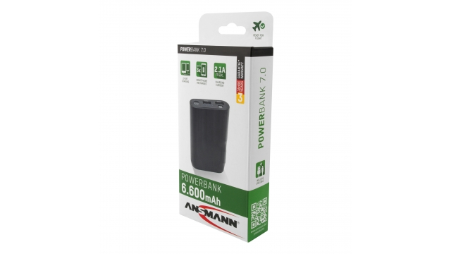Ansmann Powerbank 7.0 6600mah