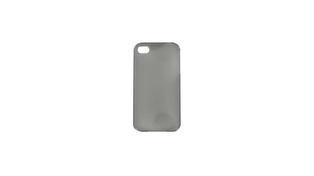 Apple 3994250024 Iphone4/4S TPU Case Smokey Grey