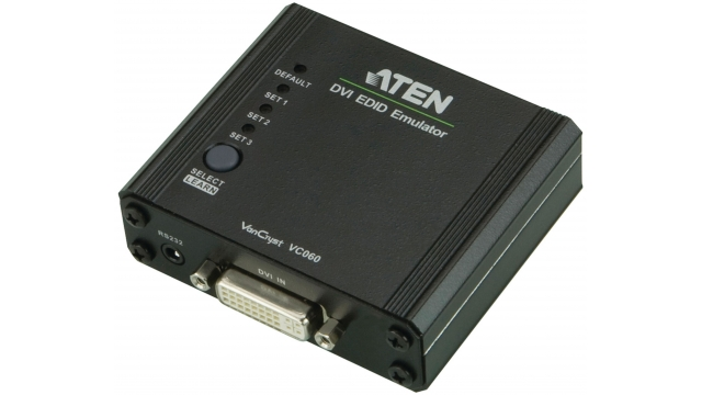 Aten VC060-AT Dvi-converter Dvi-d 24+5-pins Female Dvi-d 24+5-pins Female