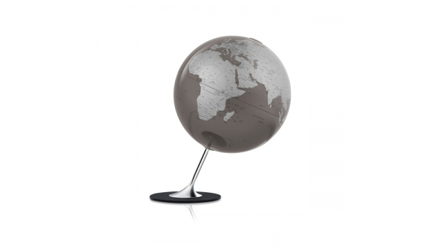 Atmosphere NR-0324AGYG-GB Globe Anglo Slate 25cm Diameter Metaal / Chrome