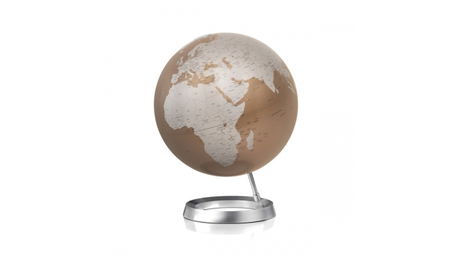 Atmosphere NR-0331F5VB-GB Globe Full Circle Vision Almond 30cm Diameter