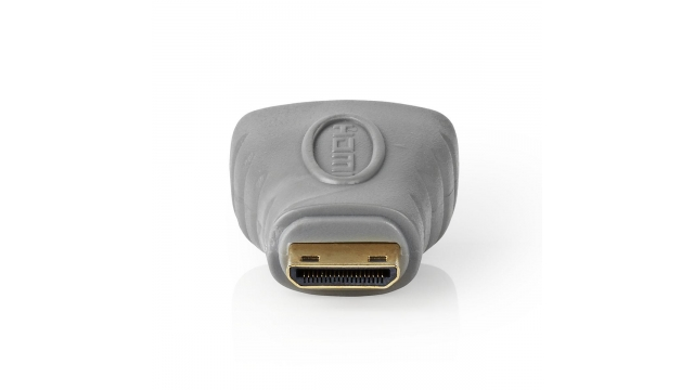 Bandridge BVP125 Hdmi-adapter Hdmi-mini-connector - Hdmi Female Grijs
