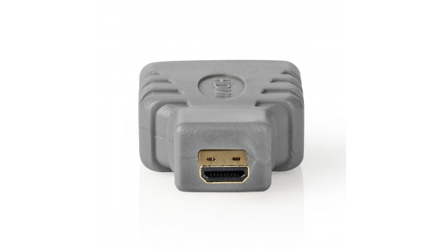 Bandridge BVP130 Hdmi-adapter Hdmi-micro-connector - Hdmi Female Grijs