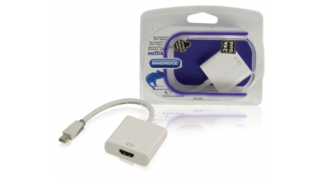 Bandridge Bbm37650w02 Mini Displayport Adapter 0.2 M