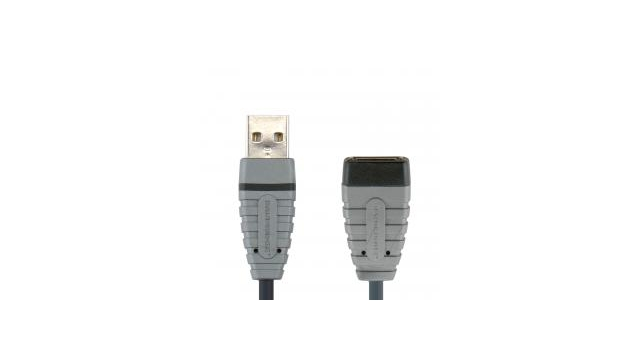 Bandridge Bcl4305 Usb Verlengkabel 4.5 M
