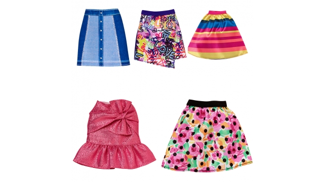 Barbie Fashions Rok Assorti