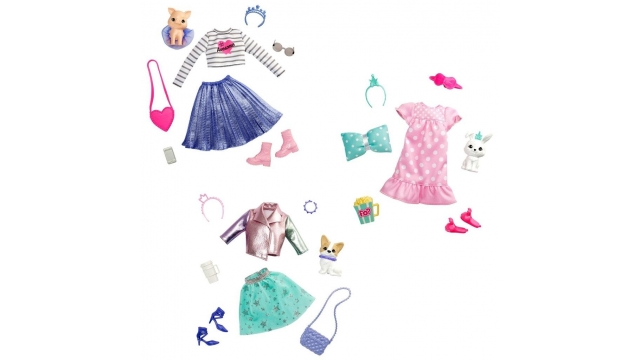 Barbie Princess Fashion Pack Assorti