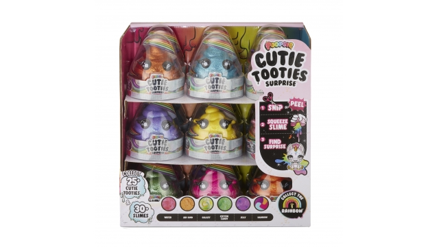 Poopsie Cutie Tooties Surprise Assorti Display 18 Stuks
